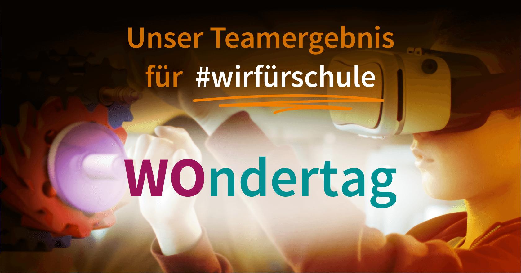 Teamidee wondertag | Sie wollen eine App, Software oder Webanwendung, die auf dem Markt wettbewerbsfähig ist? Wir helfen Ihnen dabei: UX Consulting, UX Konzept & UI Design | App, Software & Web | UX-Büro in Odenthal (in der Nähe von Köln, Bergisch Gladbach, Leverkusen und Düsseldorf) | User Experience Consulting, User Experience Konzept & User Interface Design